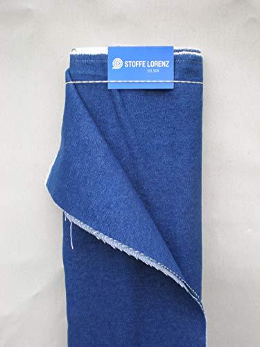 150cm Jeans Stoff Meterware Fb. Hellblau