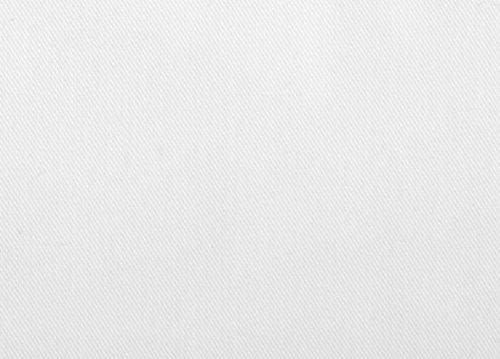 160cm Stretch-Jeans Stoff -Fb. rein weiß - Meterware