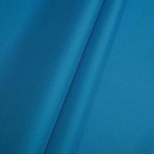 Erstklassiger Polyester Oxford 250D 1lfm - Wasserabweisend, Winddicht, Outdoor Stoff, Gartenmöbel Stoff (Saphir)