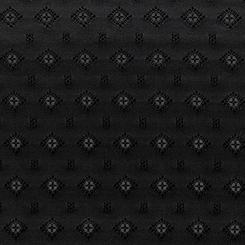 Fabulous Fabrics Futterstoff schwarz, 145cm breit – zum Füttern von Jacken, Kleidern oder Mänteln - Meterware erhältlich ab 0,5 m