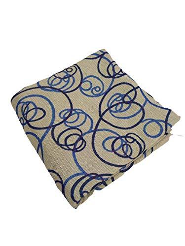 Gobelin Stoff Meterware 280 cm x 280 cm geeignet für Volants / Tischdecken / Sofaüberwürfe / Kissen / Tagesdecke
