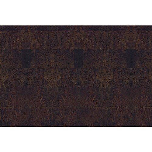 Rayher Korkstoff gerollt, 45x30cm, 0,8 mm Stärke, SB-Box 1Rolle, Mokka, 33 x 6 x 5 cm